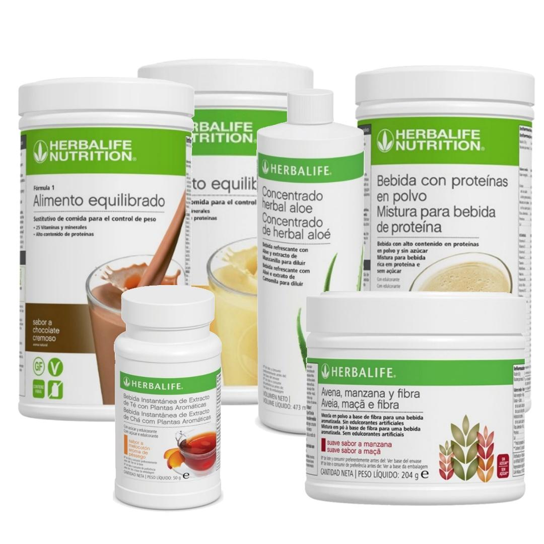 Pack Complet Protein