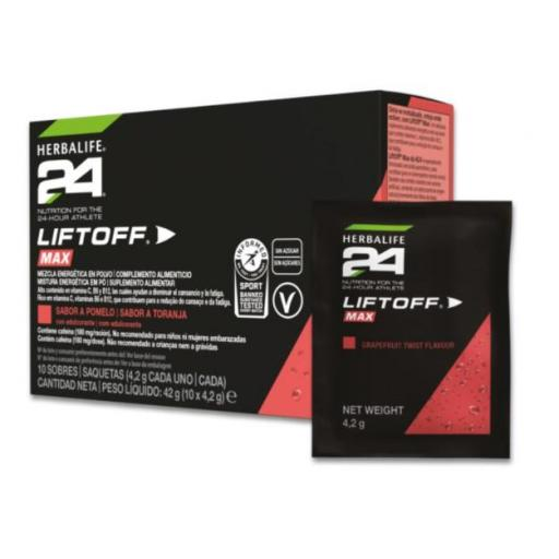 LiftOff Max de H24 - Sabor a Pomelo [0]