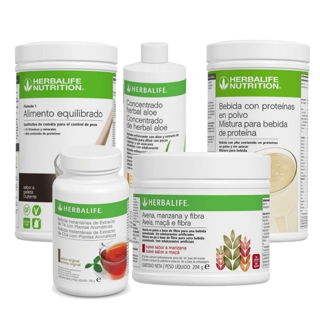 Pack Herbal Protein 100