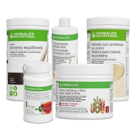 Pack Herbal Protein