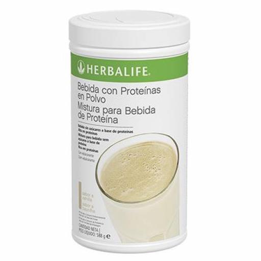 Bebida con Proteínas en Polvo