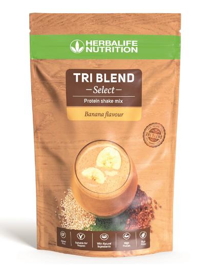 Tri Blend Select - Banana Flavour