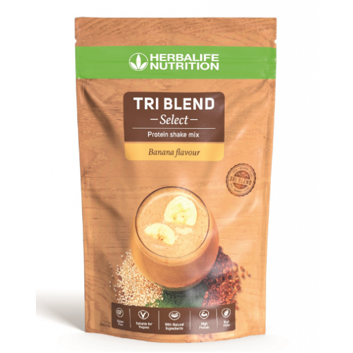 Tri Blend Select - Banana Flavour [0]