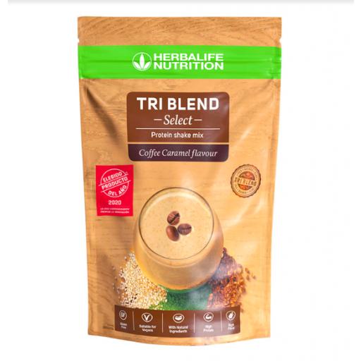 Tri Blend Select - Coffee Caramel [0]