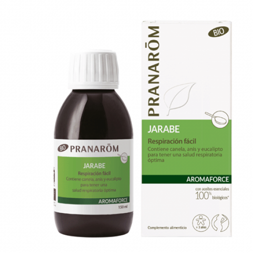 PRANAROM AROMAFORCE JARABE BIO  150 ML [0]