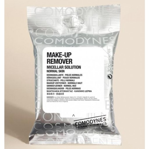 COMODYNES MAKE-UP REMOVER MICELLAR NORMAL SKIN 20T [0]