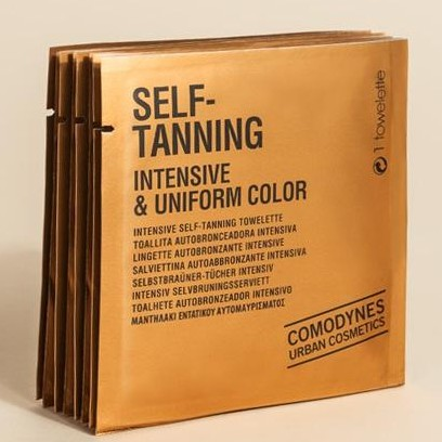 COMODYNES SELF-TANNING ALL SKIN INTENSIVE & FAST BRONZING 8T