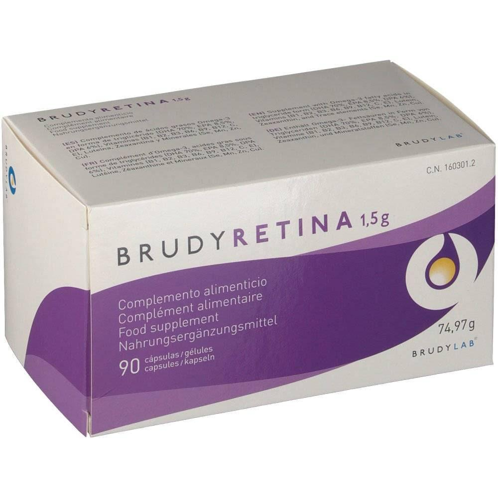 BRUDY RETINA 1,5 G 90 CAPSULAS