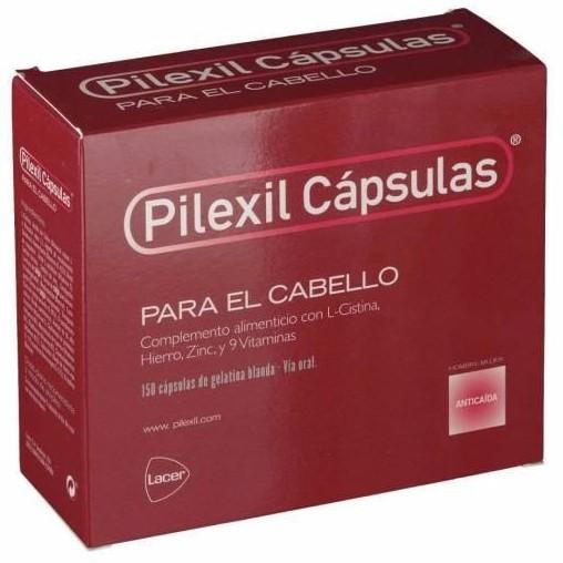 PILEXIL ANTICAIDA CÁPSULAS