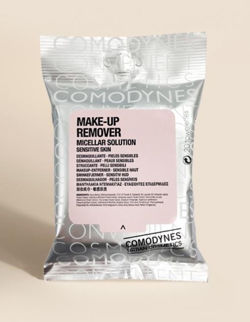 COMODYNES MAKE-UP REMOVER SENSITIVE SKIN 20T