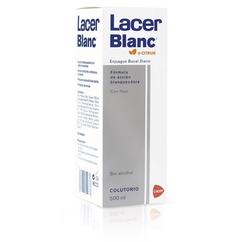 LACERBLANC d-CITRUS COLUTORIO 500 ML