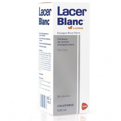 LACERBLANC d-CITRUS COLUTORIO 500 ML