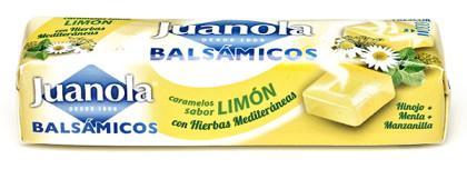JUANOLA CARAMELOS BALSÁMICOS 30GR