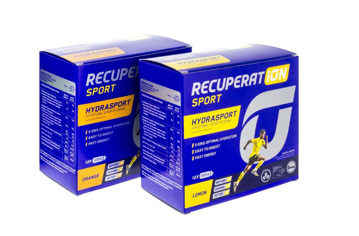 RECUPERAT-ION HYDRASPORT 12 SOBRES