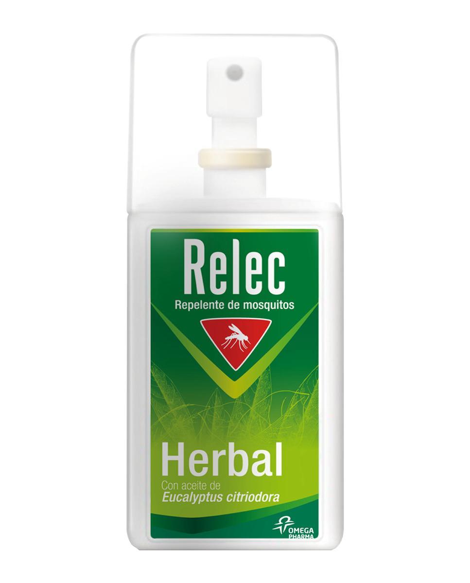 RELEC REPELENTE  MOSQUITOS HERBAL SPRAY 75ml