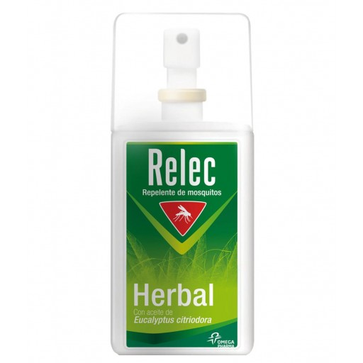 RELEC REPELENTE  MOSQUITOS HERBAL SPRAY 75ml