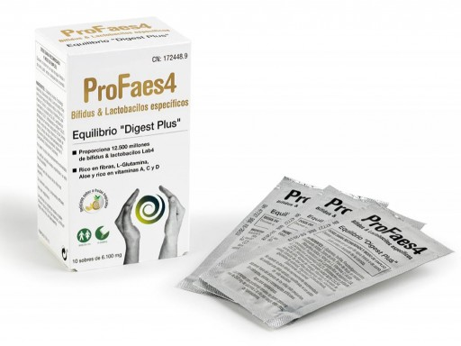 PROFAES4 DIGEST PLUS 10 SOBRES