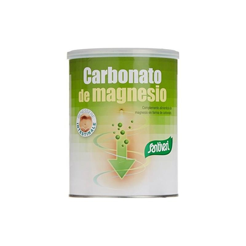 SANTIVERI CARBONATO DE MAGNESIO  POLVO 110 GR