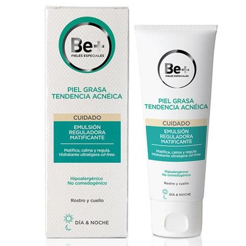 BE+ EMULSIÓN REGULADORA MATIFICANTE  50ml