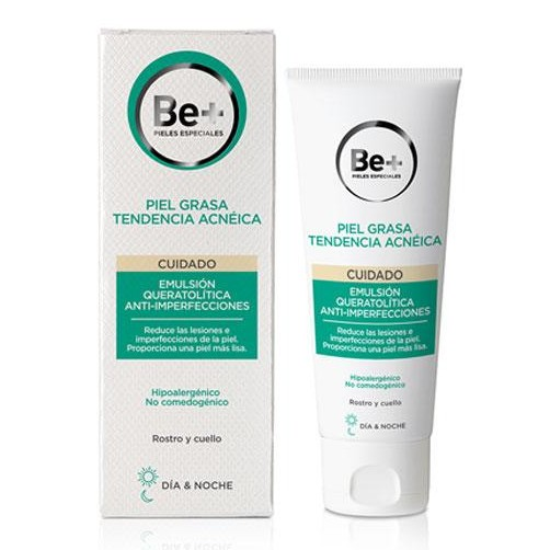 Be+ EMULSIÓN QUERATOLÍTICA ANTI-IMPERFECCIONES 40ml