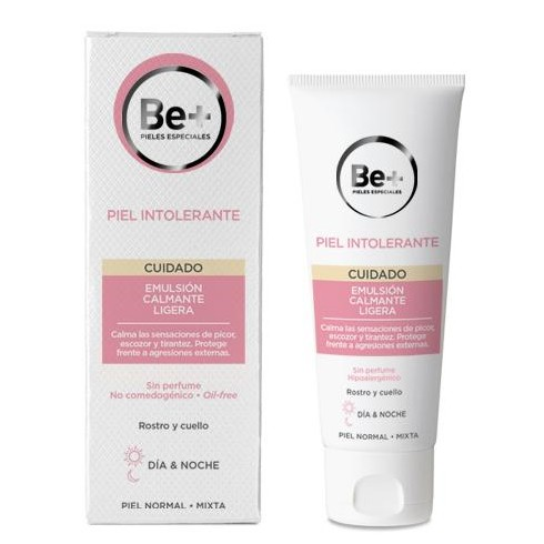 BE+ EMULSION CALMANTE LIGERA 50ml