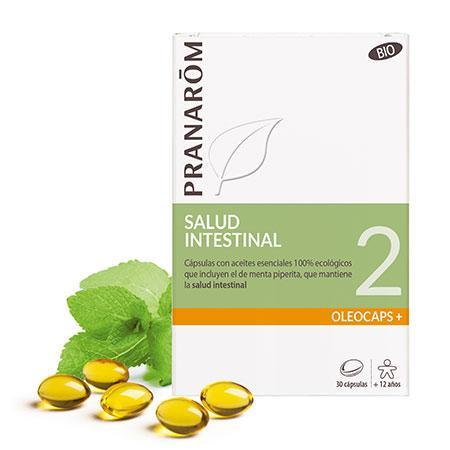 PRANAROM OLEOCAPS 2  SALUD INTESTINAL 30 CAPS