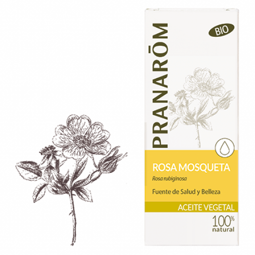 PRANAROM ACEITE VEGETAL ROSA MOSQUETA  50 ML [0]