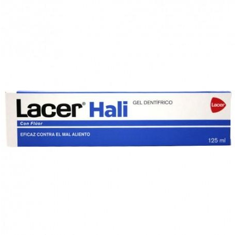 LACER HALI DENTIFRICO 125ml