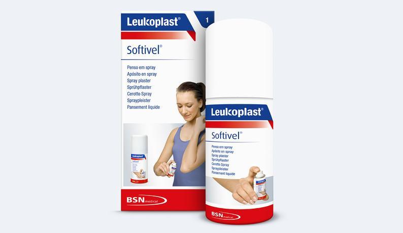 LEUKOPLAST SOFTIVEL 30ml