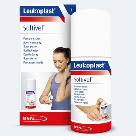 LEUKOPLAST SOFTIVEL 30ml