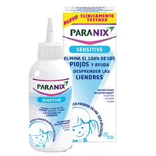PARANIX PIOJOS Y LIENDRES LOCION 100ml.+LENDRERA