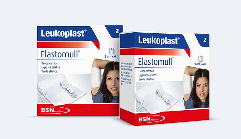 LEUKOPLAST ELASTOMULL HAFT
