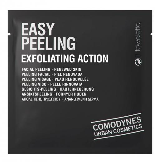 COMODYNES EASY PEELING EXFOLIATING ACTION 8T
