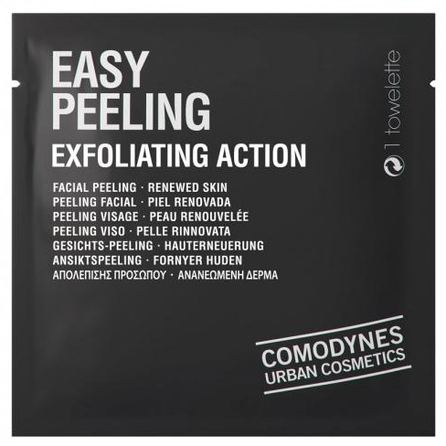 COMODYNES EASY PEELING EXFOLIATING ACTION 8T