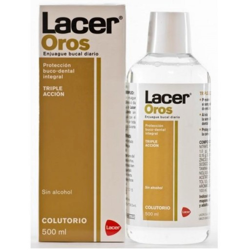 LACER OROS COLUTORIO
