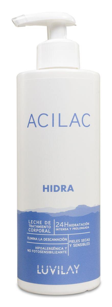 ACILAC AHA LECHE CORPORAL 400 ML