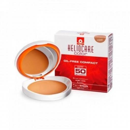 HELIOCARE COMPACTO LIGHT F50 OIL-F