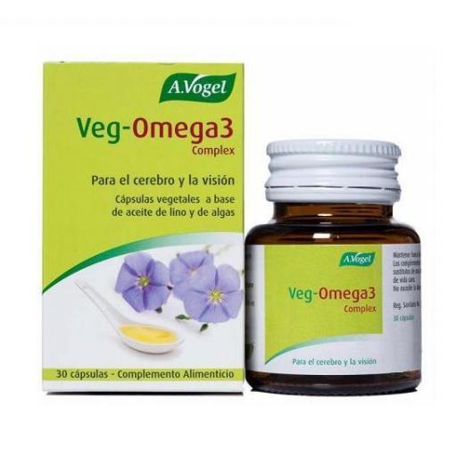 A.VOGEL VEG-OMEGA 3 COMPLEX 30 CAPSULAS