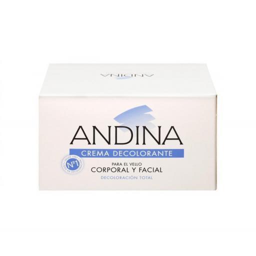 ANDINA CREMA DECOLORANTE 100 GR