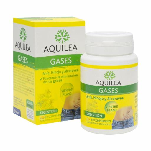 AQUILEA GASES 60 COMPRIMIDOS