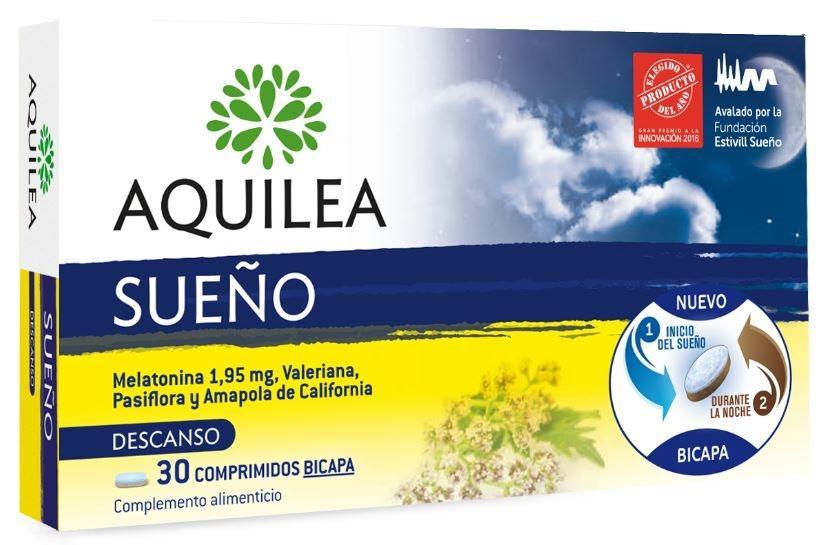 AQUILEA SUEÑO 1.95MG 30 COMPRIMIDOS