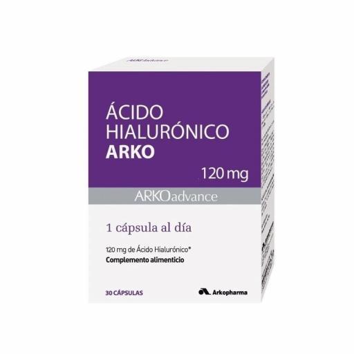 ARKO ACIDO HIALURONICO 30 CAPSULAS
