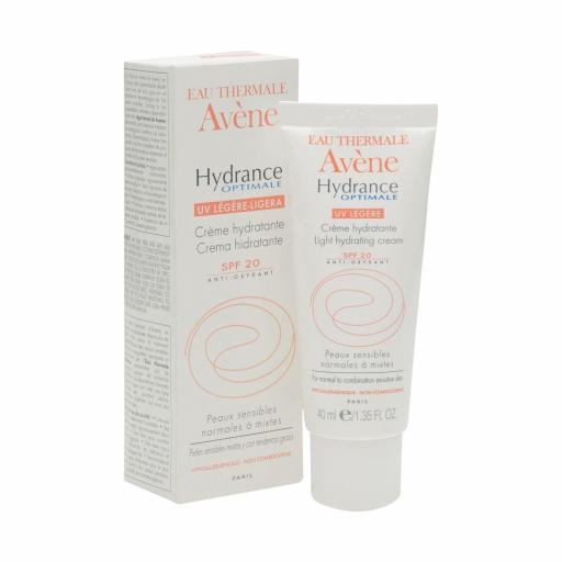 AVENE HYDRANCE OPTIMALE LIGERA 40 ML SPF30+