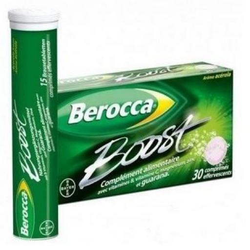 BEROCCA BOOTS 30 COMPRIMIDOS EFERVESCENTES