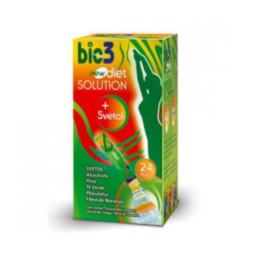 BIE 3 DIET SOLUTION 24 STICKS