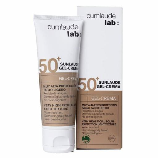 CUMLAUDE SUNLAUDE COLOR EMULSIÓN SPF50+ 50ML