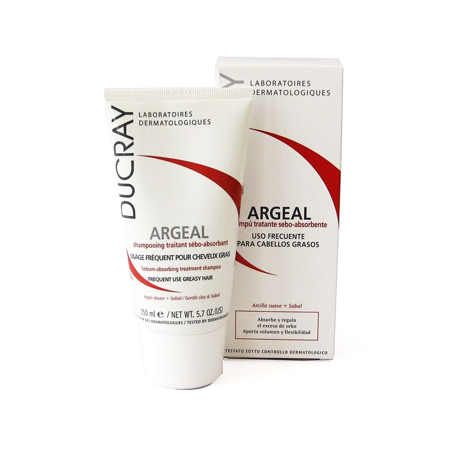 DUCRAY CHAMPU ARGEAL 200 ML