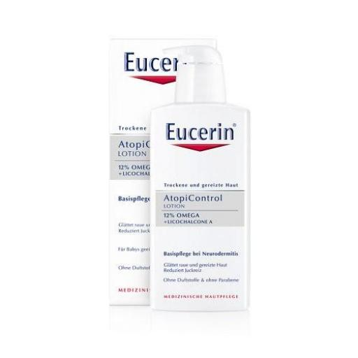 EUCERIN ATOPIC LOCION 400 ML