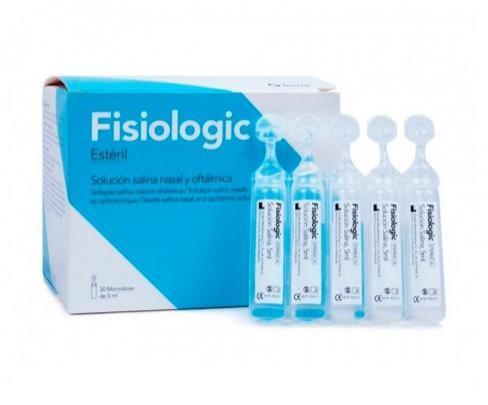 FISIOLOGIC FERRER 30 MONODOSIS 5ML