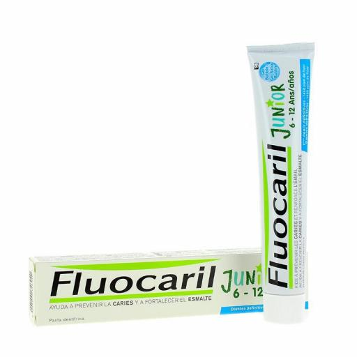 FLUOCARIL GEL JUNIOR 7-12 SABOR CHICLE
